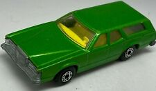 Matchbox Lesney Superfast No 74 Green Mercury Cougar Villager Estate Car - VNM