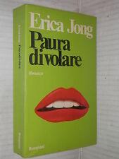 PAURA DI VOLARE Erica Jong Bompiani 1976 libro romanzo narrativa racconto di