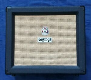 Orange Crush 35RT Electric Guitar Amp 35-Watt Black Combo Amplifier Works Great!