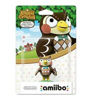 AMIIBO BLATERO ANIMAL CROSSING NINTENDO WiiU 3DS