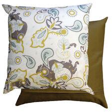 Polyester Paisley Decorative Cushions