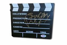 Robert Rodriguez Autographed Mini Movie Clapper Sin City Director PSA AE83509