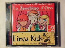 PICCOLO CORO DELL'ANTONIANO Lo Zecchino d'oro vol. 2 cd LINEA KIDS