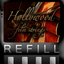 REASON REFILLS HOLLYWOOD FILM STRINGS ELITE INDUSTRY refill