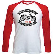 HONDA TRAIL 55-NOUVEAU Amazing Graphic T-Shirt S-M-L-XL - XXL