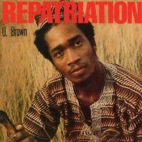 U Brown - Reparation (+8 Bonus Tracks by Dickie Rankin) [CD]
