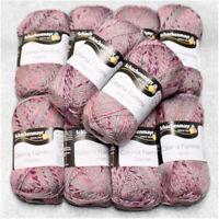 """500g (27€/kg) Schachenmayr """" Catania Flamme´ """" 406 schlamm 100% Baumwolle Wolle"""
