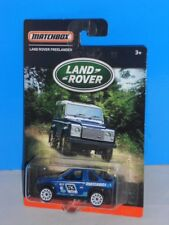 Matchbox Wal-Mart Land Rover Series Land Rover Freelander Blue