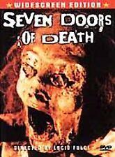 DVD Seven Doors of Death Widescreen Edition