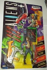 ALIENS vs Predator 1992 rare HUDSON moc UK exclusive MIP MOSC 1993 hasbro kenner