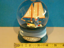 New 2000 Madame Alexander Captain Suart Little Musical Water Globe