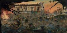 """Task Force Ranger"" James Dietz Ltd. Edition Print - Battle of Black Hawk Down"