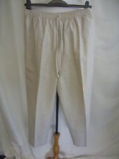 Unbranded Cotton Other Casual Trousers Size Petite for Women