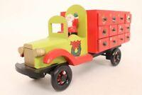 Adventskalender Weihnachts Truck LKW Frohe Weihnachten 24 Kleine Schubladen