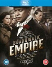 Boardwalk Empire The Complete Series 5051892186704 With Steve Buscemi Region B