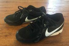 Nike Mvp Keystone 1Y Kid's Cleats Baseball Softball Great Shape (bin 4)