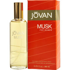 Jovan Musk Perfume by Coty Women 3.25 oz / 96 ml Cologne Spray | NEW IN BOX