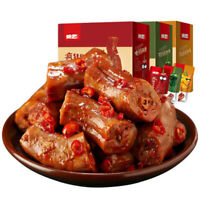 NEW*Chinese Food snack luyabo Spicy neck 540g 绝艺鸭脖零食小吃
