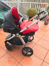 Mountain Buggy Cosmopolitan inkl. Maxi Cosi Adapter Mountainbuggy Kinderwagen