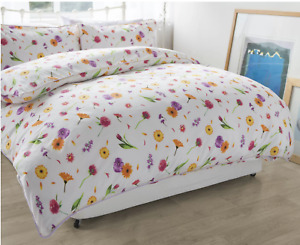 Daisy Duvet Cover Set KING SIZE
