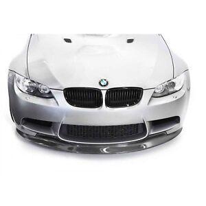 KBD Body Kits Premier Style Polyurethane Front Lip Fits BMW M3 E92 / E93 07-12