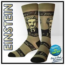Men's Einstein Socks (NEW)
