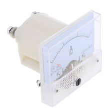 Dc 0 3a Analog Amp Meter Ammeter Current Panel Ampere Meter 85c1 Class 25