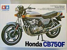 Tamiya Japan 14006 Honda Cb750f 1/12 Scale Model Kit