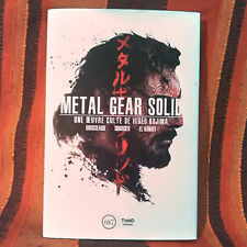 Metal Gear Solid Une Oeuvre Culte de Hideo Kojima Third Editions