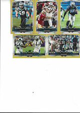 2014 Topps Football Gold #/2014 Luke Kuechly Player Of The Year Panthers 272