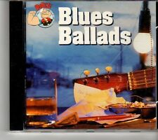 (FH885) Blues Ballads, 18 tracks various artists - 1996 CD