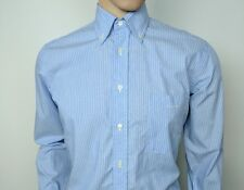 "Gant Mens Shirt Regular Fit Avenue Fil A Fil Oxford Size S Chest 40"" New RRP£85"