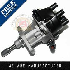 New Ignition Distributor L4 For 1996-1997 Nissan Pickup Truck D21 Hardbody 2.4L