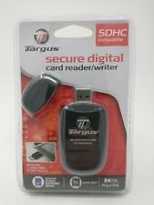 Targus Secure Digital Card Reader/writer SDHC Compatible TGR-SD20