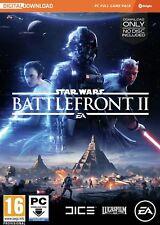 Star Wars Battlefront II PC Game 16+ Years