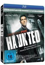 HAUNTED - Complete Series - BLU RAY Region B ( UK/EUROPE) - Matthew Fox - 2 Disc