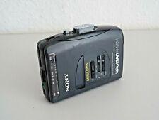 Sony wm-fx17 Walkman, visualmente bien cuidadas, técnicamente, defectuoso