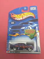 HOT WHEELS - FIRST EDITIONS - JADED - LONG CARD - ANNEE 2002 - R 5907