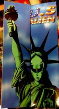 USA Alien  - Vintage Cigarette Rolling Paper 2 Pak Lot L@@K