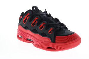 Osiris D3 2001 1141 2789 Mens Black Synthetic Skate Inspired Sneakers Shoes 8.5