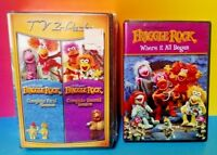 Fraggle Rock The Complete First Second Seasons 1-2 New Sealed Season DVD 2 Pack