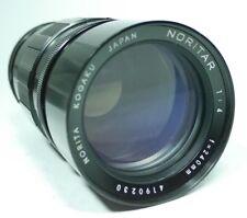 Noritar 1:4 240mm Objektiv für Norita 66