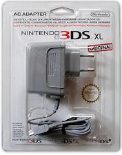 Original Nintendo 3DS 2DS DSi XL Netzteil Ladekabel AC Power Adapter Neuware