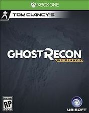Tom Clancy's Ghost Recon: Wildlands (Xbox One, 2017) *Great Condition*