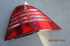 03-06 W220 S CLASS S430 S500 S600 S55 R SIDE TAIL LIGHT OEM 2208200864
