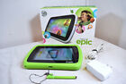"""LeapFrog Epic 7"""" Color Wifi Learning Tablet 16GB w/Camera * RESET & Ready! 31576"""