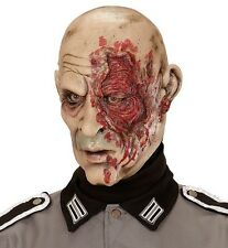 World War General German Zombie Halloween Fancy Dress Latex Full Face Mask