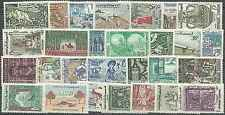Timbres Tunisie 471/96 * lot 9884 - cote : 95,25 €