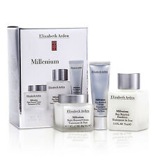 Elizabeth Arden Millenium Set: Day Renewal Emulsion + Night Renewal Cream + 3pcs