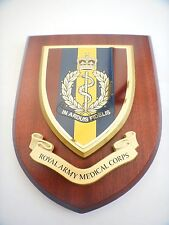 RAMC Royal Army Medical Corps Military Wall Plaque